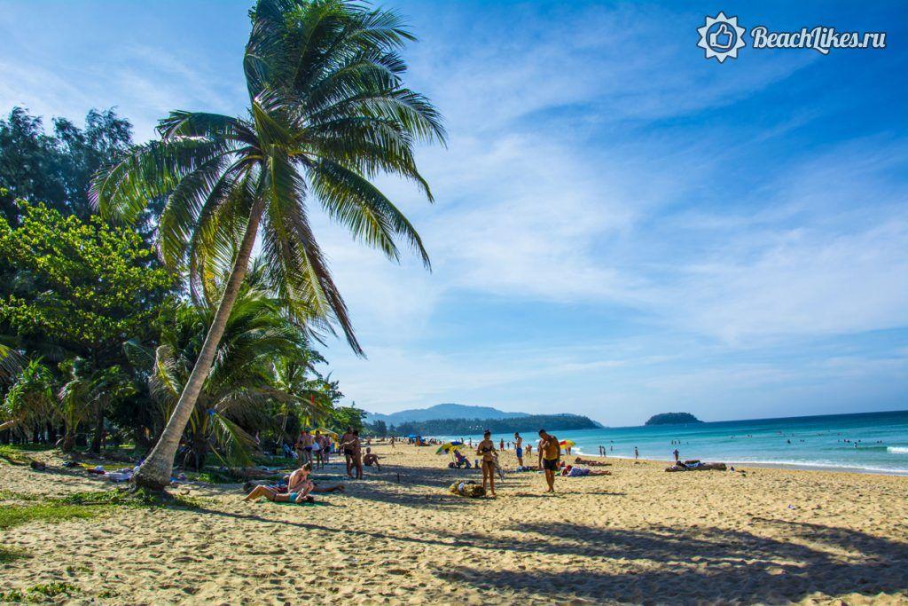 Пляж Карон на Пхукете, Таиланд