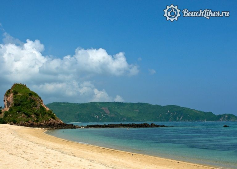 Кута лучший пляж на Бали