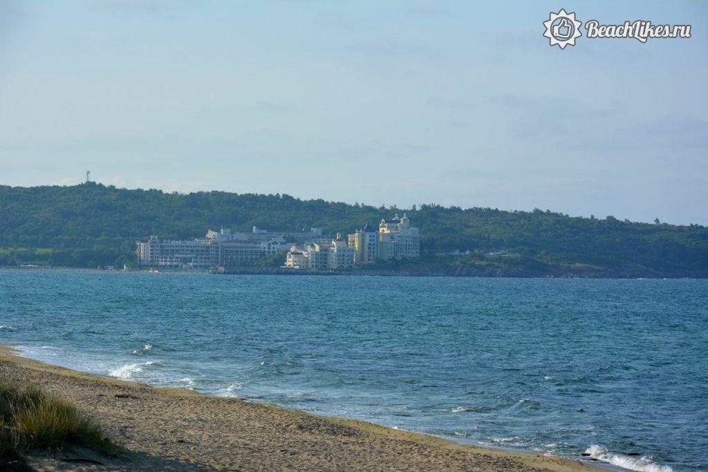 Пляж Дюни в Болгарии