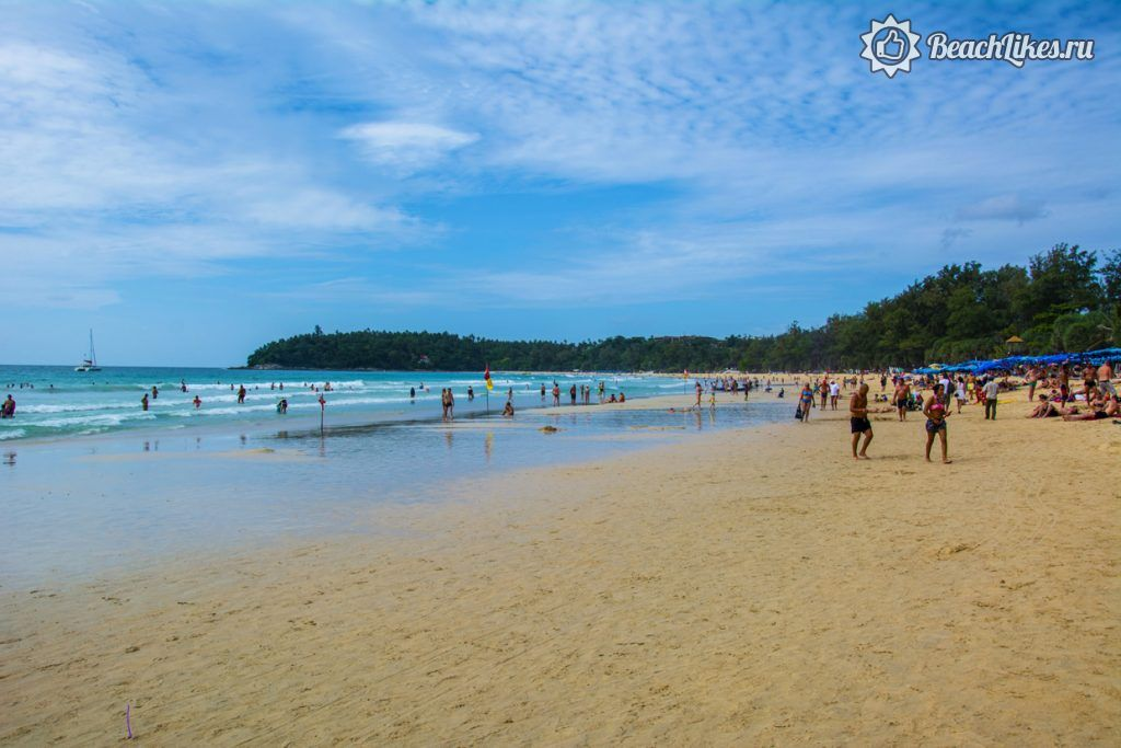 Пляж Ката, Пхукет, Таиланд