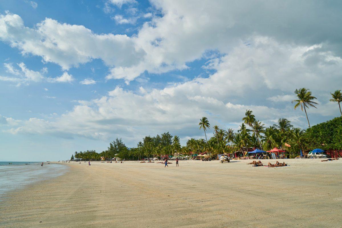 Лучшие пляжи острова Лангкави в Малайзии