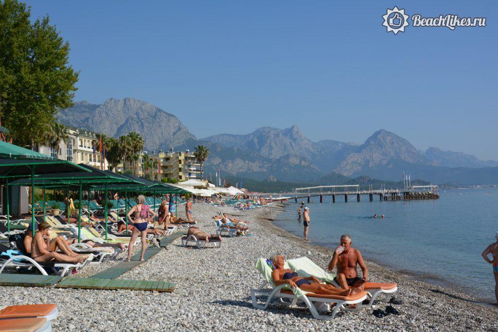 Пляж Кемера, Турция