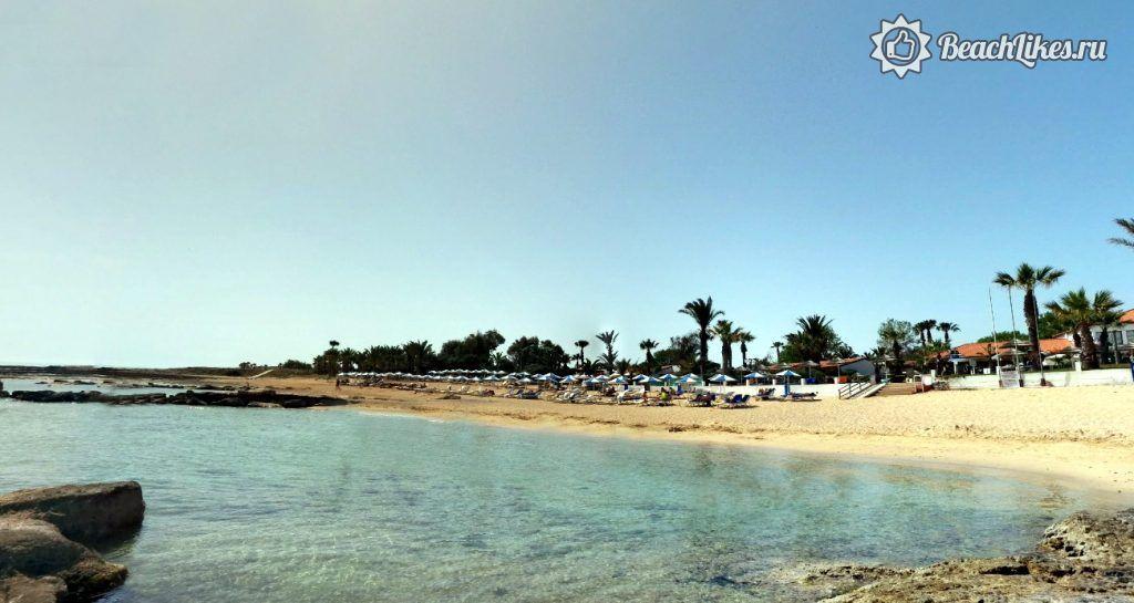 Пляж Кермия, Айя-Напа, Кипр