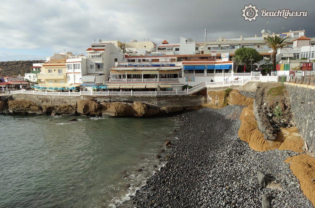 Пляж Варадеро на Тенерифе