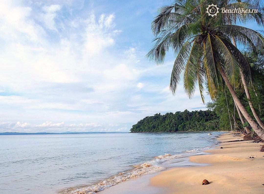 Lonely Beach песчаный пляж на Ко Чанге